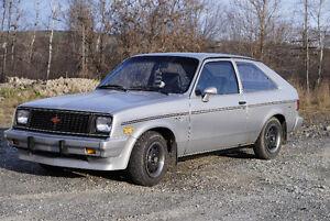 PROJET Chevrolet Chevette 1987