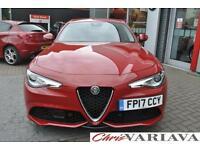 2017 Alfa Romeo Giulia 2.0 TB 280 Veloce 4dr Auto 280 BHP BRAND NEW EDITION!!! P