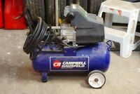 Air compressor 8 gal. 1.3 HP