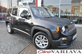 2015 Jeep Renegade LONGITUDE Petrol black Manual