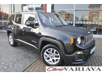 2015 Jeep Renegade LONGITUDE ** EXCELLENT VALUE FOR MONEY** Petrol black Manual