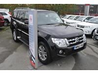2012 Mitsubishi Shogun DI-D SG3 Diesel black Automatic