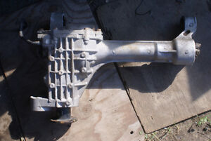 2012 Nissan Frontier Transfer Case