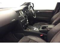 Audi Q7 3.0TDI ( 237bhp ) Tiptronic 2008MY quattro S Line FROM £72 PER WEEK