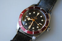 TUDOR BLACK BAY HERITAGE ROUGE