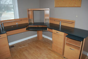 Large office desk in great condition!
