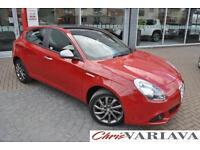 2013 Alfa Romeo Giulietta TB COLLEZIONE SPECIAL EDITION Petrol red Manual
