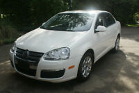 2008 Volkswagen Jetta SE Sedan 5speed manual shift 2,5lt.GAS eng