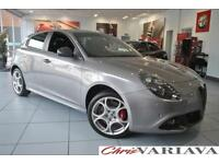 2017 Alfa Romeo Giulietta 2.0 JTDM-2 175 Speciale 5dr TCT Diesel grey Automatic