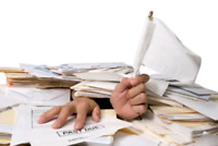 Overwhelmed with Paperwork? I can HELP!