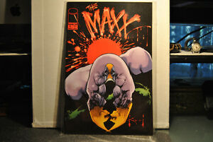 THE MAXX # 1 NM 1993 Sam Kieth IMAGE COMICS