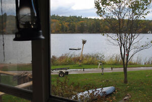 Sweet little place overlooking the lake; price just reduced!