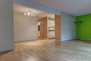 2 BDRM condo large sun deck Near Rockyview Hospital & chinook""