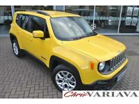 2015 Jeep Renegade LONGITUDE ** SPECIAL SOLAR YELLOW ** Petrol yellow Manual