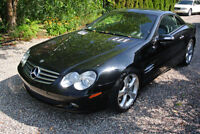 2004 Mercedes-Benz SL-Class 6.0L Coupe (2 door)