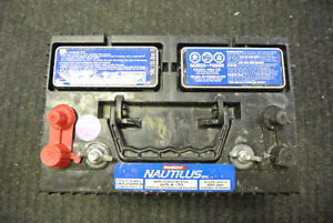 Marine or RV Battery - NEW - Never use