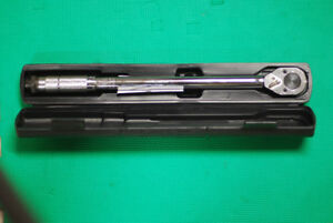 Pro Torque Wrench 18 inch 1/2 inch
