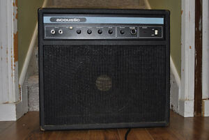 Acoustic Control Corporation electric guitar amplifier