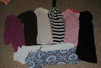 Women's size small tshirts
