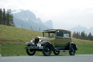1928 Model A Tudor