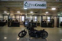 2011 FXS Blackline In-House Financing Available