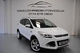 2013 FORD KUGA 2.0TDCI 163PS 4X4 TITANIUM X, FULL FORD HISTORY, APPEARANCE PACK