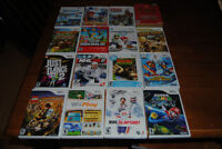 Wii Games BUY ONE GET ONE HALF PRICE SALE