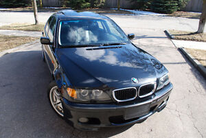 2004 BMW 330i M Sport Pack- ONLY 145K! CERTIFIED AND ETESTED!