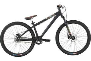 Bike:  Dirt Jumper -- Harrow Thread 1.2 -- 2010