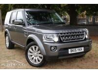 2015 LAND ROVER DISCOVERY 4 3.0 SDV6 XS COMMERCIAL AUTO [255 BHP] - CORRIS GREY