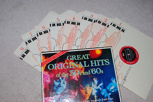 Great Original Hits of the 50's and 60's Collector's Edition LPs Kitchener / Waterloo Kitchener Area image 2