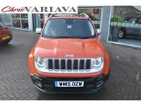 2015 Jeep Renegade M-JET OPENING EDITION ** SPECIAL EDITION ** Diesel orange Ma