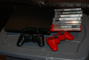 PS3 and Xbox systems w/games