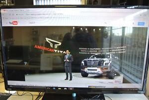 """Toshiba LED HDTV 50"""" Work great!"""
