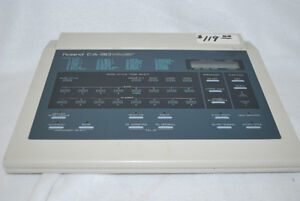 Roland CA-30 Synth Module, Sequencer