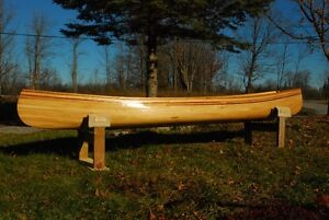 Brand New Handcrafted Canoe