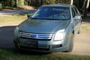 2006 Ford Fusion for Repair or Parts