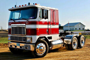 Iso/ wanted  international cabover parts
