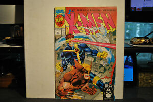 MARVEL COMICS 1991 OCT X-MEN