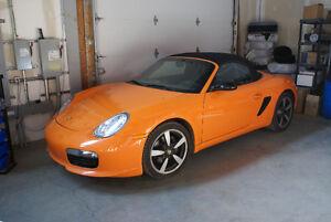 2008 Porsche Boxster Coupe (2 door)