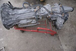 2012 Nissan Frontier Transmission with Axle London Ontario image 1