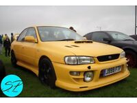 Subaru uk2000 fresh rebuild