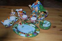 Children's Bear Tea Set