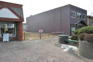 Commercial Lot in the Heart of Mainstreet