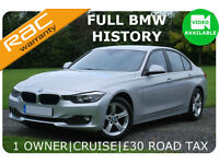 2013 BMW 320D SE Auto 184BHP ~FULL BMW HISTORY~NEW MODEL~HP AVAILABLE
