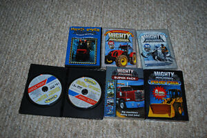 Mighty Machines DVDs
