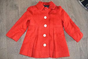 Manteau pour fille 18 mois