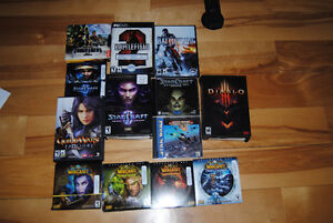 3 Various PC Games; All for $10; Individual Prices Below
