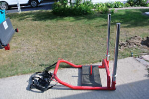 Weight Sled with Harness - Only Used Once