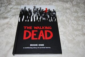 The Walking Dead book One 2011 HARDCOVER Image comic